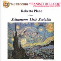 Schumann, Liszt, Scriabin